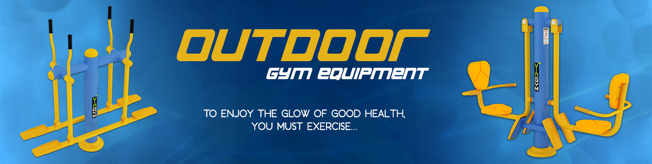 VINGYM Outdoor Exercise Equipment